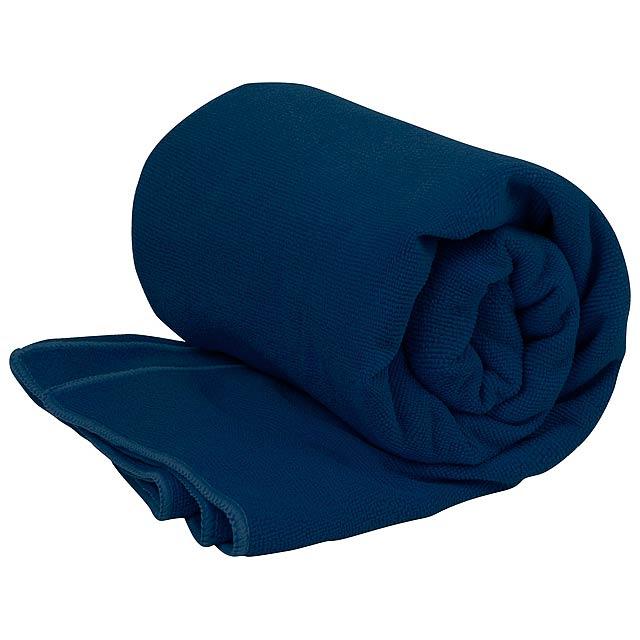Bayalax absorbční ručník - modrá