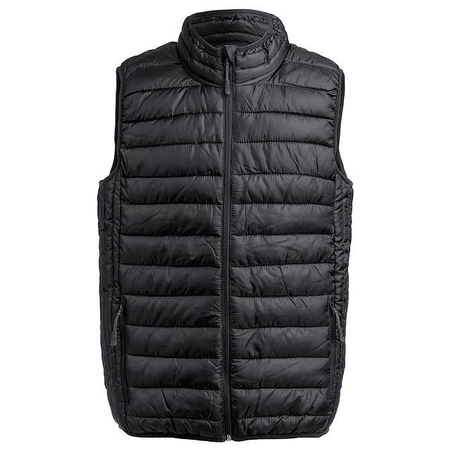 Belsan zateplená vesta - černá