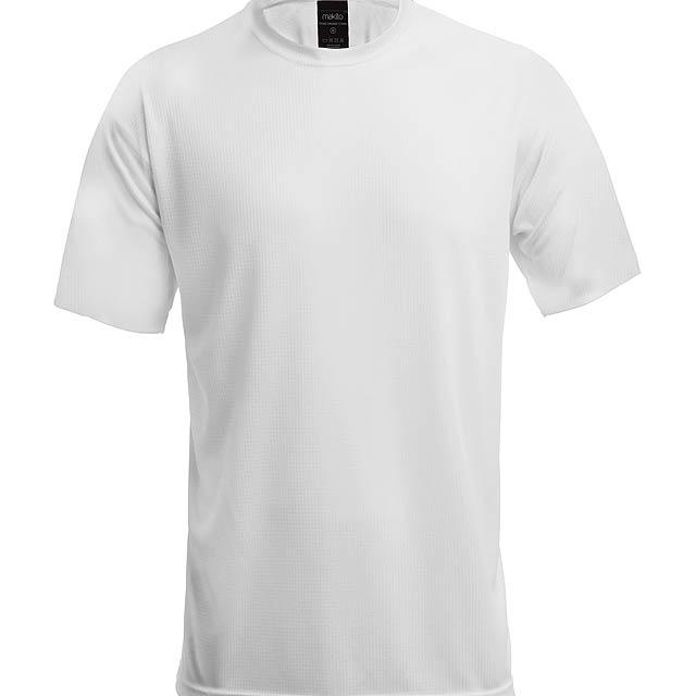 Tecnic Dinamic T sportovní tričko - bílá