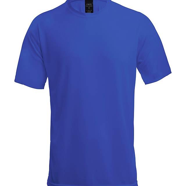 Tecnic Dinamic K dětské sportovní tričko - modrá