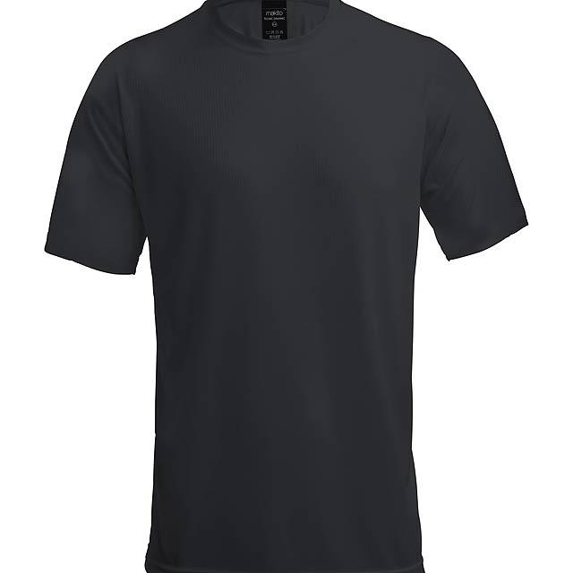 Tecnic Dinamic K dětské sportovní tričko - černá