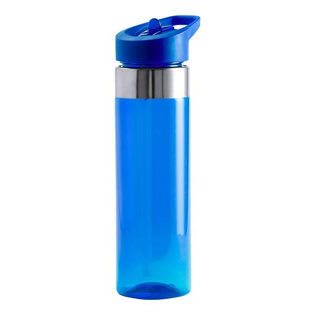 Halmik sportovní láhev na pití - modrá