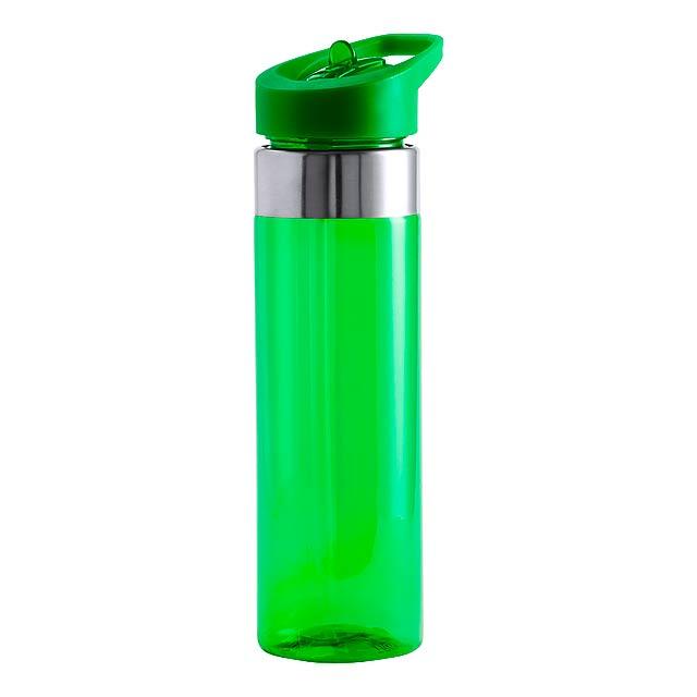 Halmik sportovní láhev na pití - zelená