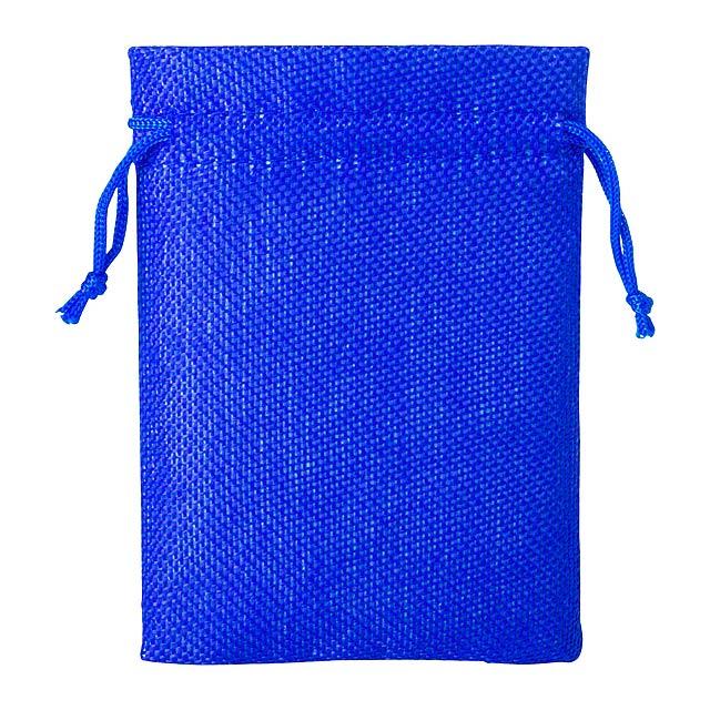Dacrok polyesterový pytlík - modrá