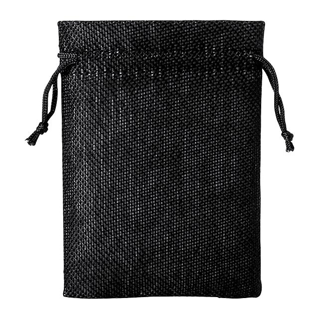 Dacrok polyesterový pytlík - černá