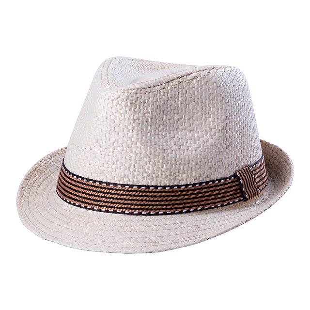 Kaobex klobouk - béžová