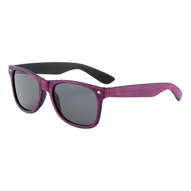 Leychan sluneční brýle - červená