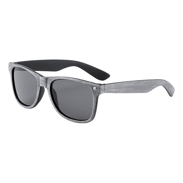 Leychan sluneční brýle - šedá