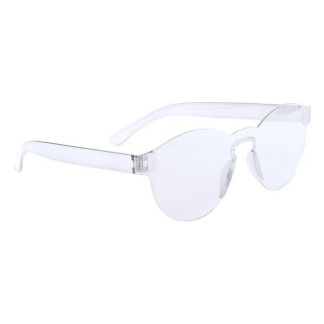 Tunak sluneční brýle - bílá