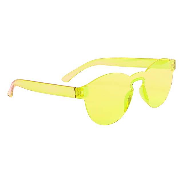 Tunak sluneční brýle - žlutá