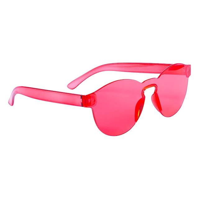 Tunak sluneční brýle - červená