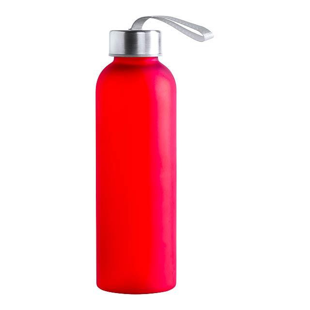 Parux láhev na pití - červená