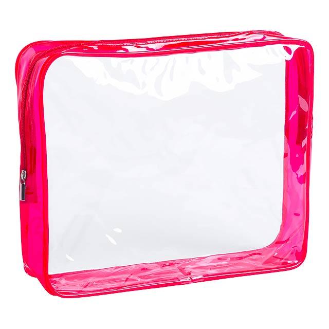 Bracyn kosmetická taška - červená