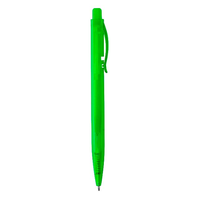 Dafnel kuličkové pero - zelená