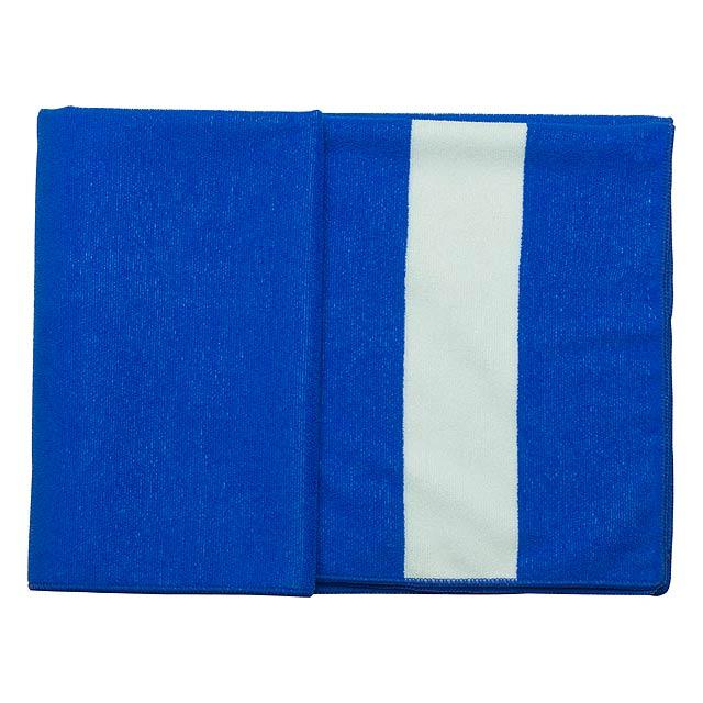 Romid ručník - modrá