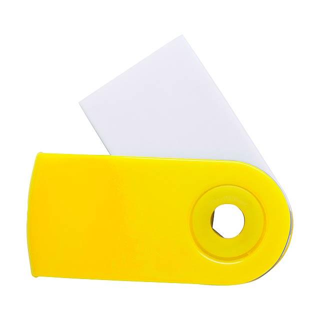 Dekot guma na mazání - žltá