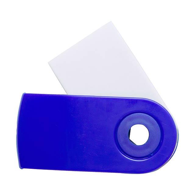Dekot guma na mazání - modrá