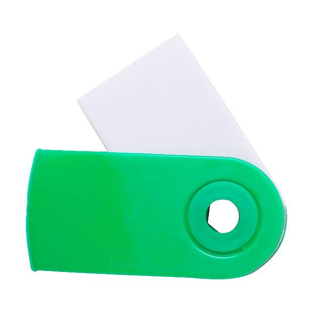 Dekot guma na mazání - zelená