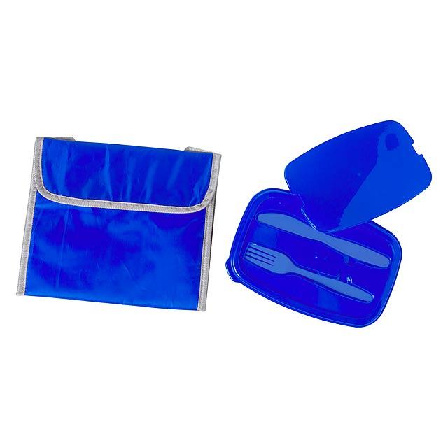 Parlik chladící taška - modrá