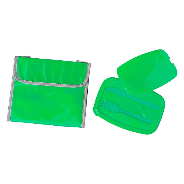 Parlik chladící taška - zelená