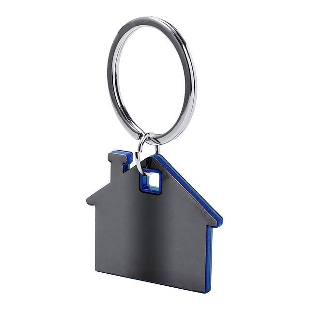 Zosin přívěšek na klíče - modrá