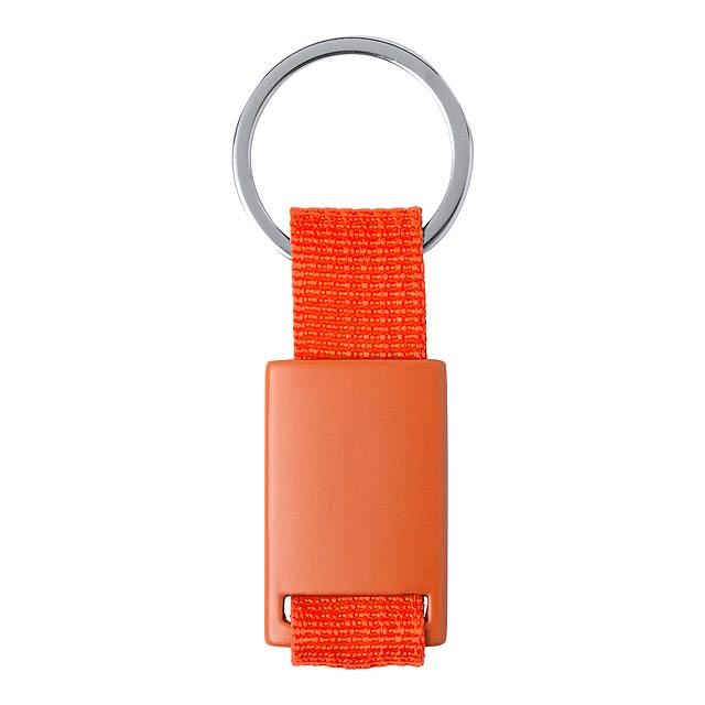 Slayter přívěšek na klíče - oranžová