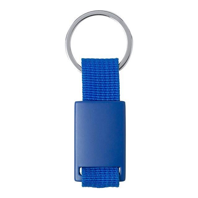 Slayter přívěšek na klíče - modrá