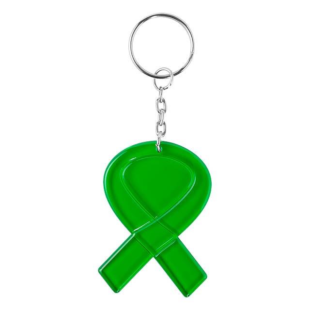 Timpax přívěšek na klíče - zelená