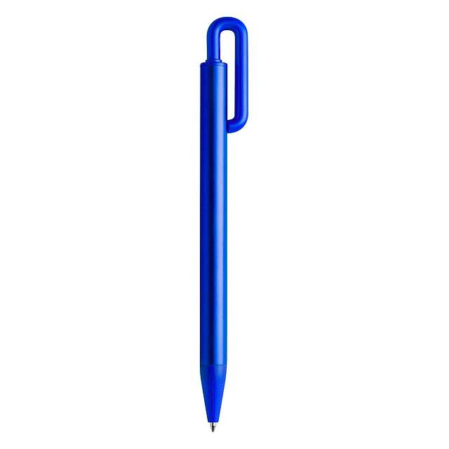 Xenik kuličkové pero - modrá