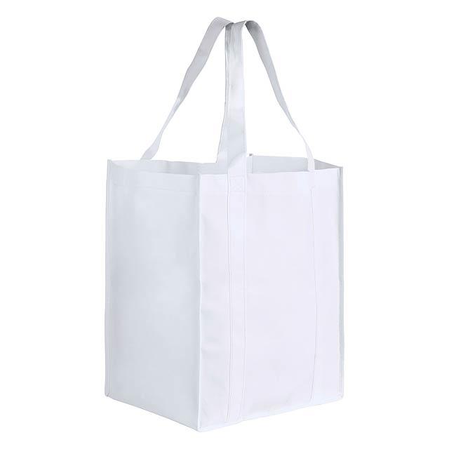 Shop Xl nákupní taška - bílá