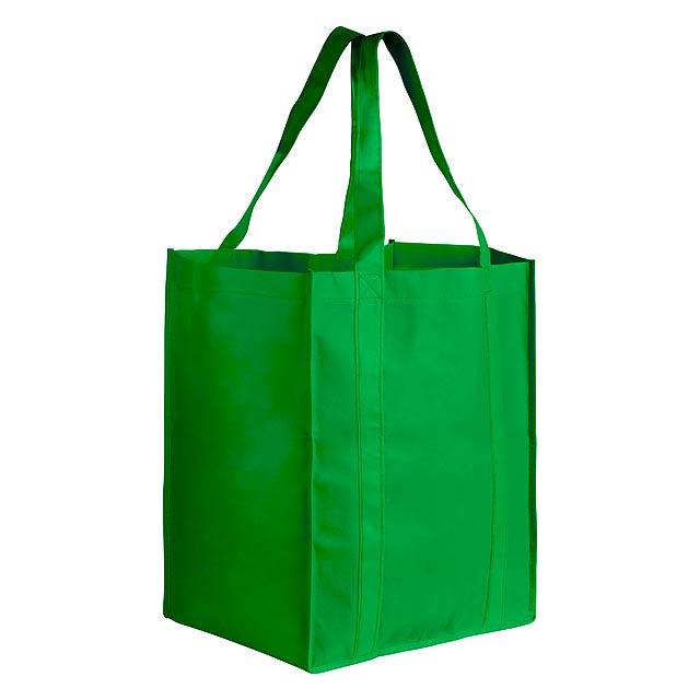 Shop Xl nákupní taška - zelená
