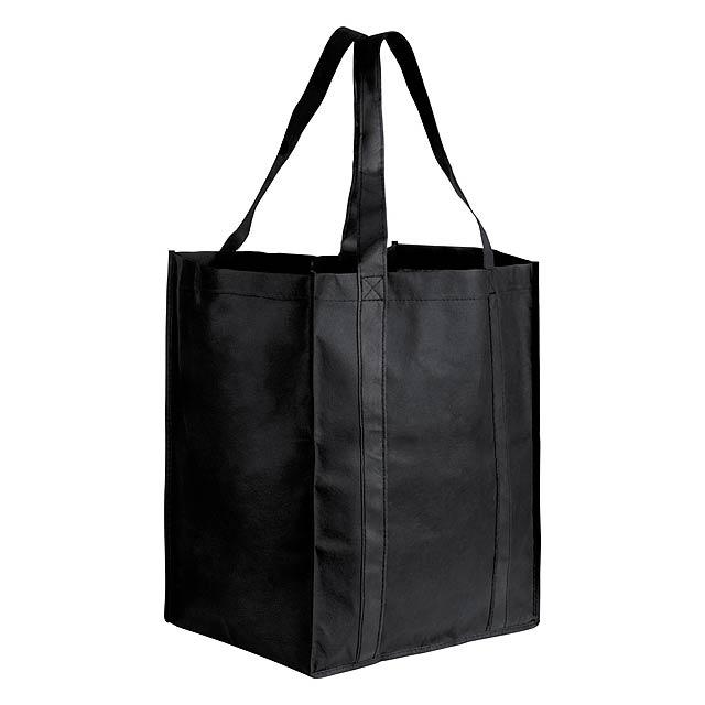 Shop Xl nákupní taška - černá