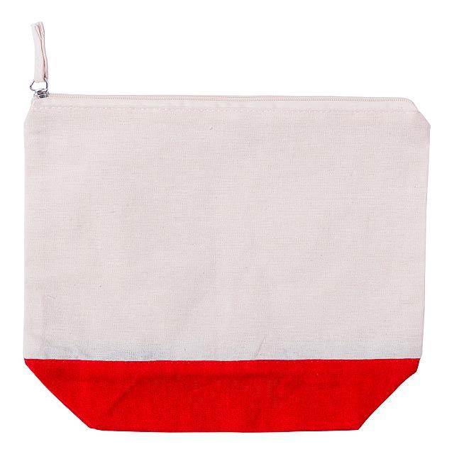 Lendil kosmetická taška - červená