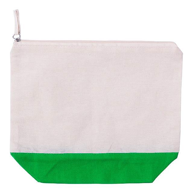 Lendil kosmetická taška - zelená