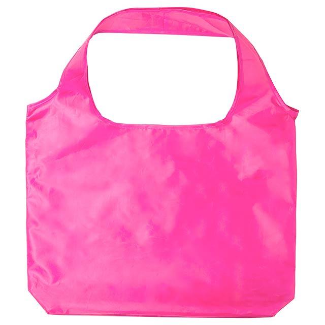 Karent nákupní taška - fuchsiová (tm. růžová)