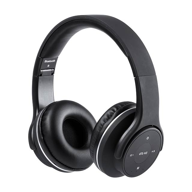 Milcof sluchátka - černá
