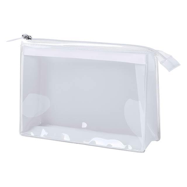 Pelvar kosmetická taška - bílá