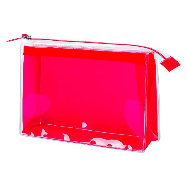 Pelvar kosmetická taška - červená