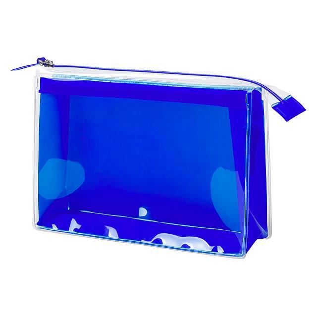 Pelvar kosmetická taška - modrá
