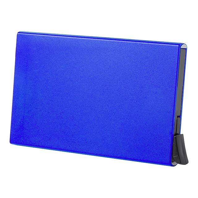 Lindrup vizitkář - modrá