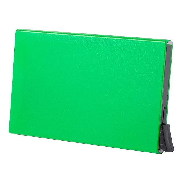 Lindrup vizitkář - zelená
