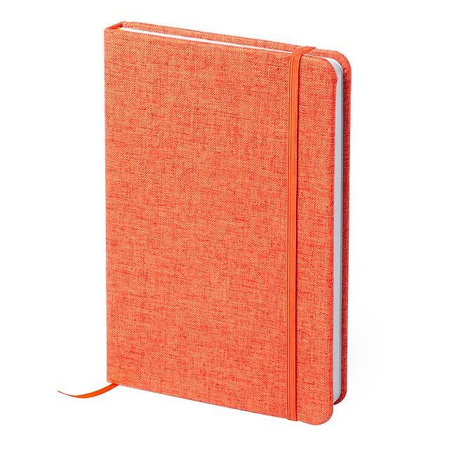 Talfor blok - oranžová