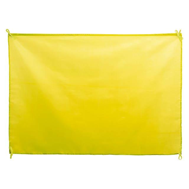 Dambor vlajka - žlutá