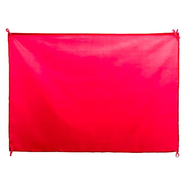 Dambor vlajka - červená