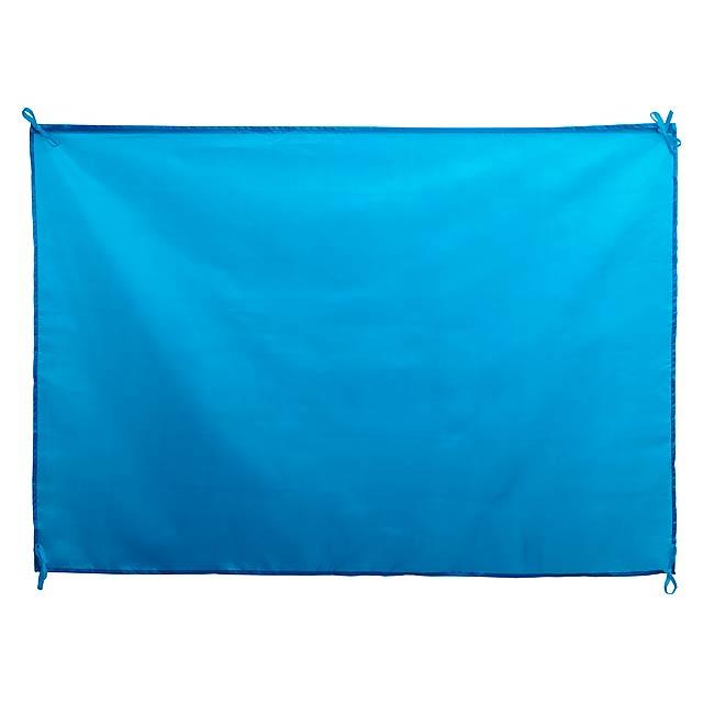 Dambor vlajka - nebesky modrá