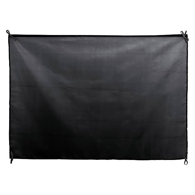 Dambor vlajka - černá