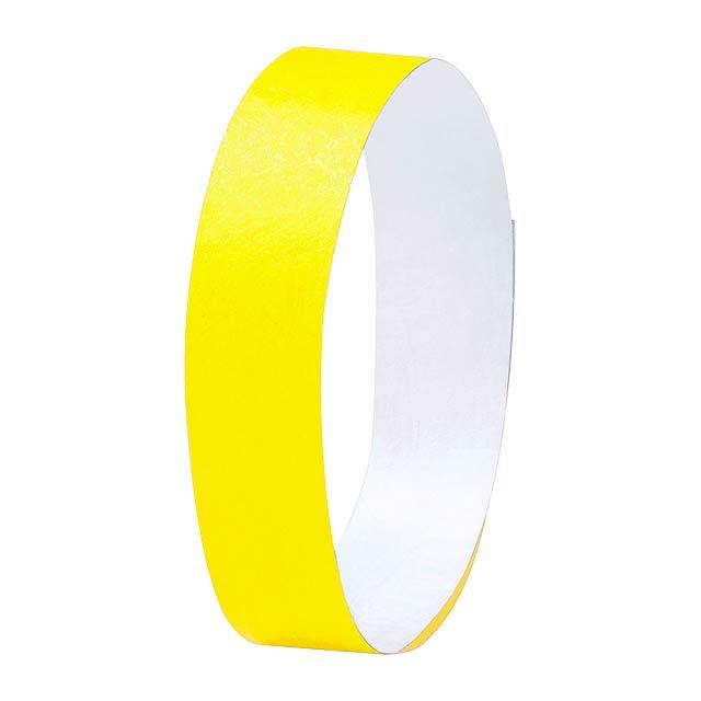 Ankaran náramek - žlutá