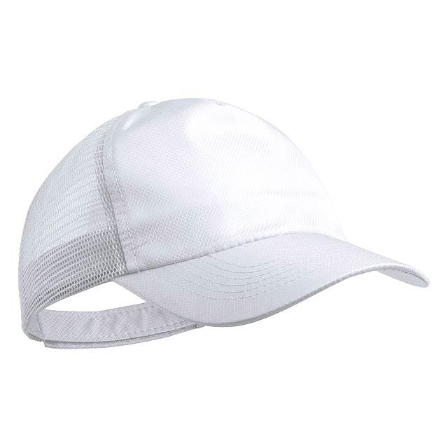 Harum baseballová čepice - bílá