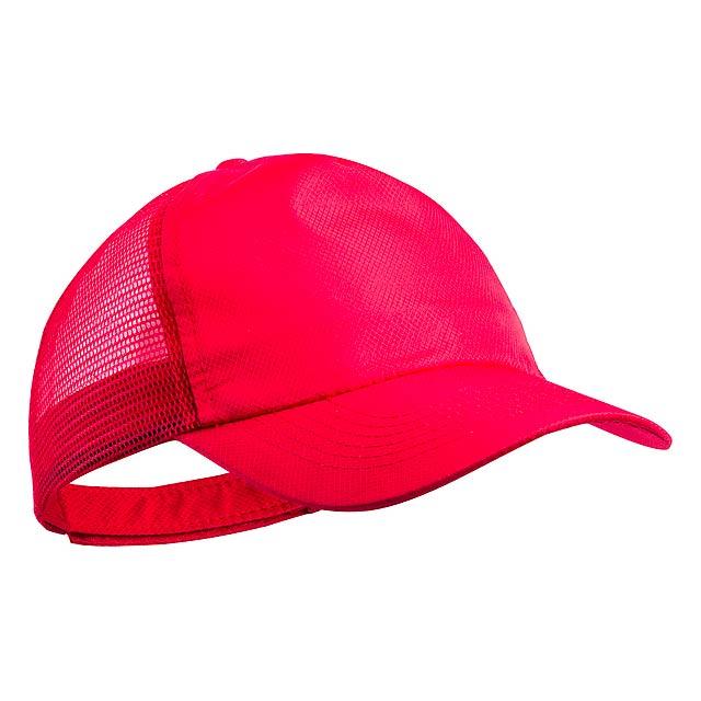 Harum baseballová čepice - červená