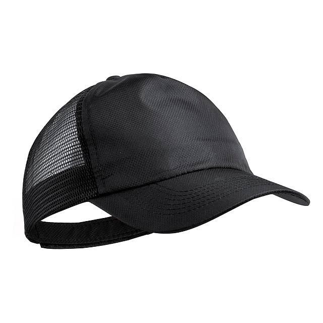 Harum baseballová čepice - černá
